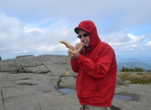 Shofar on Algonquin