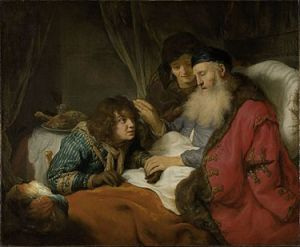 Isaac_Blessing_Jacob_-_Govert_Flinck