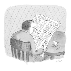 Roz Chast on Obituaries