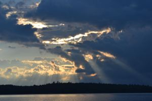 Clouds in Algonquin